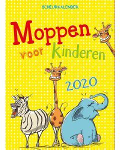 De Lantaarn scheurkalender 2020 - Moppen voor kinderen - 115771