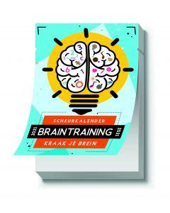 De Lantaarn scheurkalender 2021 - Braintraining