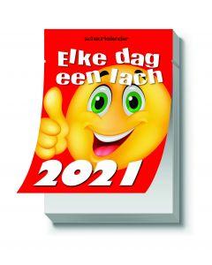 De Lantaarn scheurkalender 2021 - Elke dag een lach