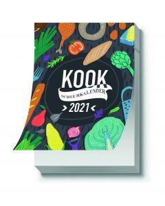 De Lantaarn scheurkalender 2021 - Kook