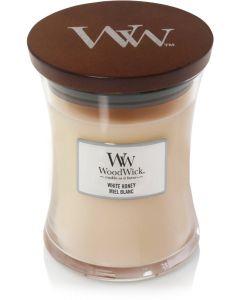 Woodwick Kaars White Honey Medium - 120565