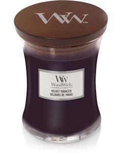 Woodwick Kaars Velvet Tobacco Medium - 120564
