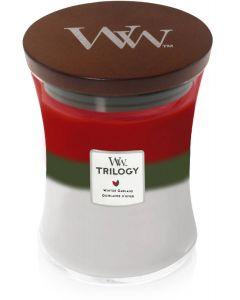 Woodwick Kaars Trilogy Winter Garland Medium - 120561