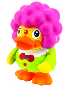 Bduck spaarpot 10th Clown - Geel