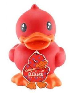 Bduck Spaarpot eend mini - Rood