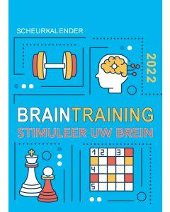 De Lantaarn scheurkalender 2022 - Braintraining