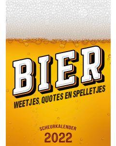 De Lantaarn scheurkalender 2022 - Bier