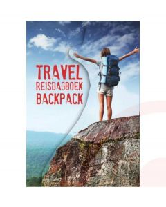 De Lantaarn Travel reisdagboek backpacken - 100249