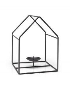 Balvi metalen kaarsenstandaard huis - 105863