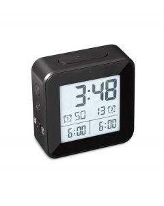 Bon digitale wekker met multi alarm functie Vision - Zwart - 106097