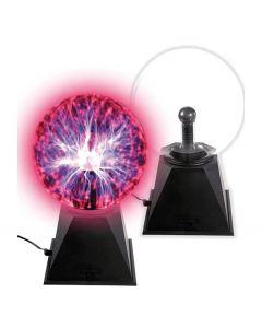 Out of the Blue plasmalamp met adapter diameter 15 cm - 105954