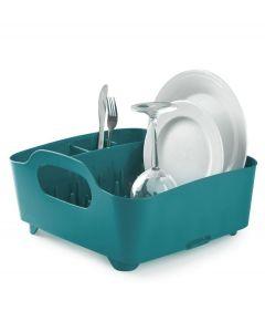 Umbra afdruiprek Tub - Teal Blauw - 106186