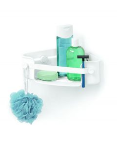 Umbra douche bakje Flex gel-lock - Driehoek - 106483