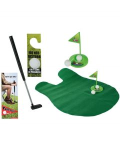 Out of the Blue toilet golf set - 105926