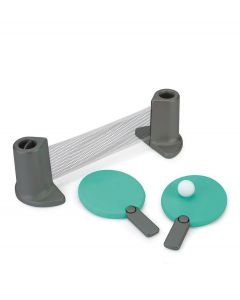 Umbra draagbare tafeltennisset Pongo - Mint - 0028295434430