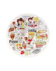 Blond Amsterdam bord 31cm pizza - Blond Specials - 106035