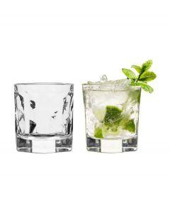 Sagaform set van 2 likeur - water glazen klein - 107222