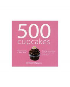 Veltman Uitgevers 500 cupcakes - 100346
