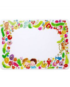 Blond Amsterdam placemat rand - Paradise - 107495