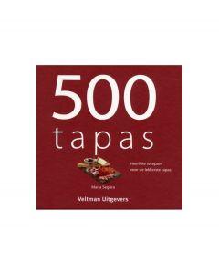 Veltman Uitgevers 500 tapas - 100364