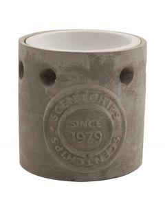 Scentchips Brander Beton cilinder - Keramiek - 107713