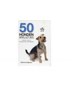 Veltman Uitgevers 50 hondenspelletjes - 100369