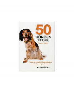 Veltman Uitgevers 50 hondentrucjes - 100370