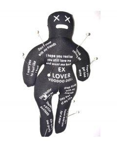 Invotis ex lover voodoo pop zwart