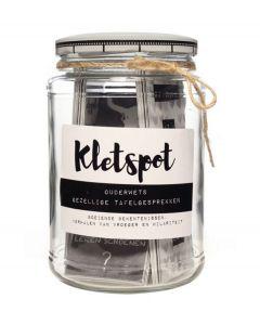 De originele Kletspot - 107940