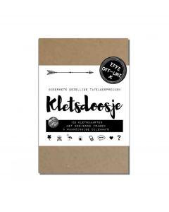 Kletsdoosje - 107945
