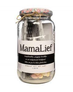 MamaLief Kletspot