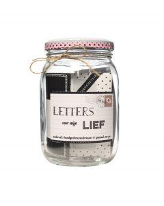 Letters voor mijn lief Kletspot - 107947