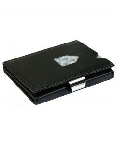 Exentri wallet RFID portemonnee zwart leer - 108227
