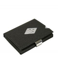 Exentri wallet RFID portemonnee Mosaic zwart Leer - 108244