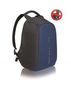XD Design anti diefstal rugzak Bobby Compact diver blauw - 108248