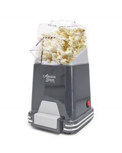 Balvi popcorn maker American Dream grijs kunststof - 108314