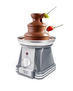 Balvi chocolade fontein American Dream grijs kunststof - 108313