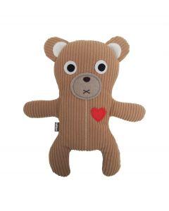 Bitten warmtekussen Huggable Bear - granen -Bruin -Katoen - 108343