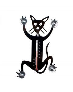 Pluto raam thermometer Kat - 101814