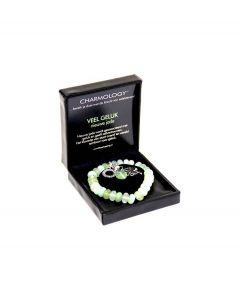 Charmology armband Veel geluk rond - 102021