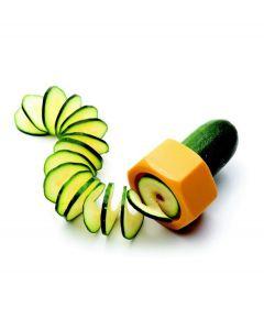 Monkey Business groente spiraalsnijder Cucumbo - Geel - 102085