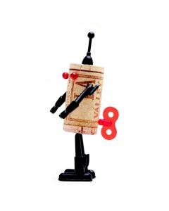 Monkey Business kurkversiering Corkers Robots - Yuri - 102088