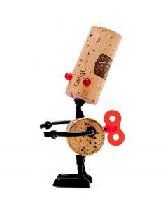 Monkey Business kurkversiering Corkers Robots - Luke - 102091
