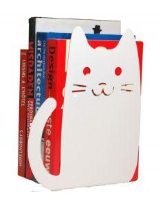 Trendform boekensteun kat Wanda set van 2 stuks - 102114