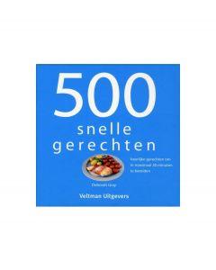 Veltman Uitgevers 500 snelle gerechten - 102725