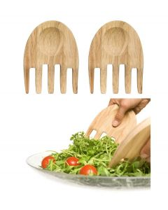 Sagaform salade couvert Hands - 102913