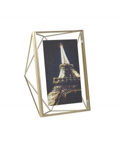 Umbra fotolijst Prisma voor 13 x 18 cm - Messing - 103145
