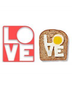 Mustard eivorm Fry Love You - 103086