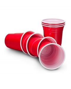 Out of the Blue red party cups Beer Pong - 103899