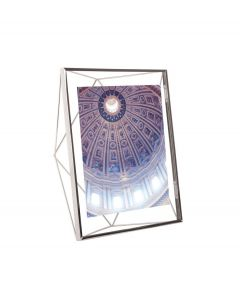 Umbra fotolijst prisma voor 20 x 25 cm - Chroom - 103981